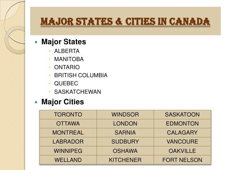 Canada visa process