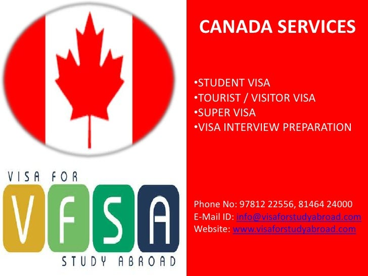 how to get canadian visa for tourist