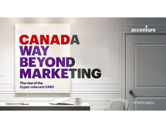 Canada Way Beyond Marketing