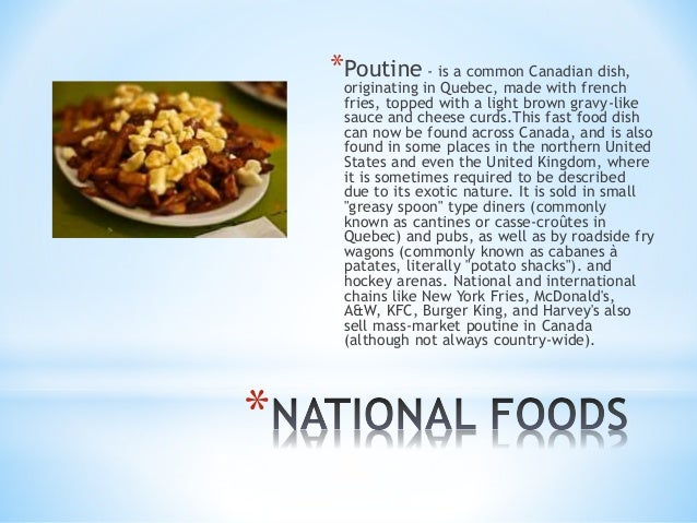 Canadian cuisine 11 forumfinder Image collections
