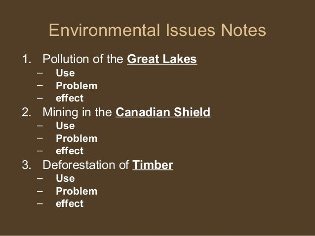 environmental notes Lecture notes environmental impact assesments(eia) prepared by glen paoletto the role of eia indostrial sompliance and eia comparing national approaches to eia.