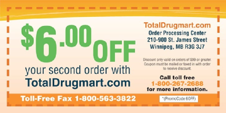 Canadian Pharmacy $6 Coupon