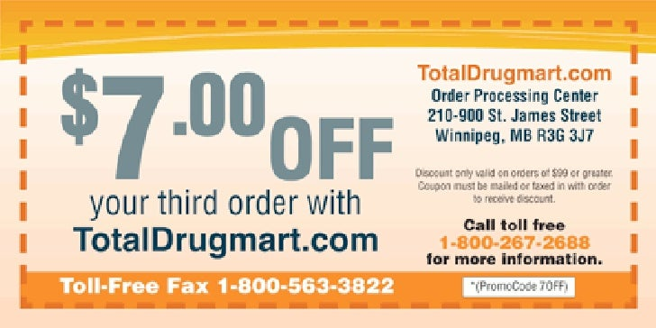 Canadian Pharmacy $7 Coupon