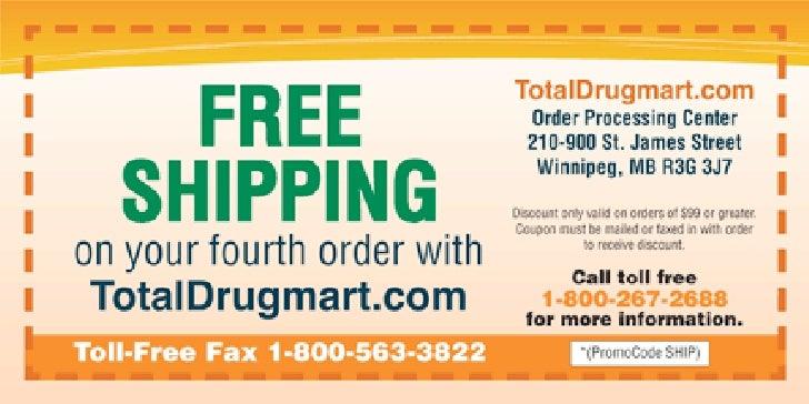 Canadian Pharmacy Free Shipping Coupon
