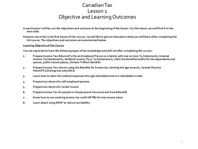 canadian tax preparation course 11 01-2015 -basics of individual tax …