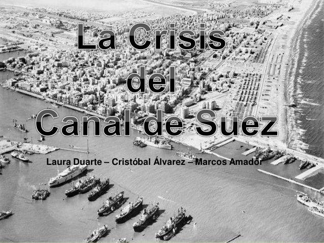 Laura Duarte – Cristóbal Álvarez – Marcos Amador