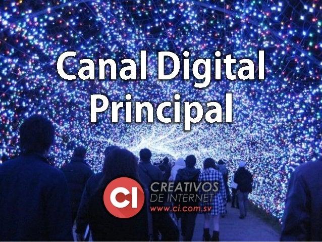 Creativos de Internet - www.ci.com.sv