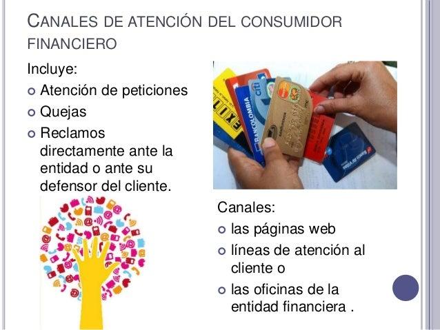 Canales de atenci n y medidas de seguridad del - Oficina de atencion al consumidor valencia ...