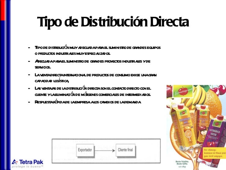 Canales de distribucion 2 - Distribucion salon ...