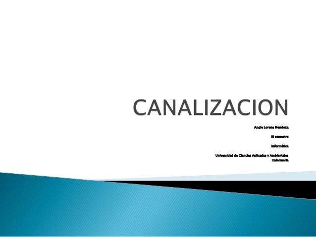 Angie Lorena Mendoza III semestre Informática Universidad de Ciencias Aplicadas y Ambientales Enfermeria