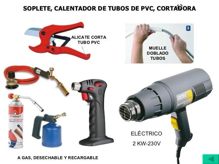 Canalizaciones instalaciones - Tubo pvc electrico ...