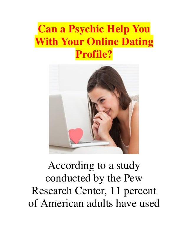 online dating profile help