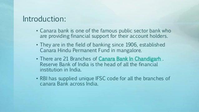 canara bank ifsc code faridabad
