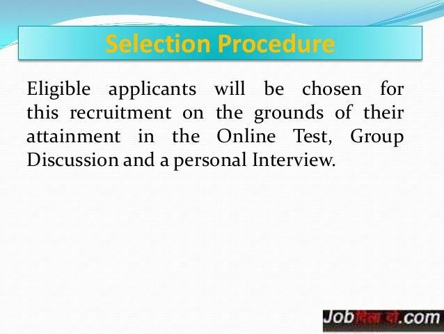 canara bank recruitment in 2014