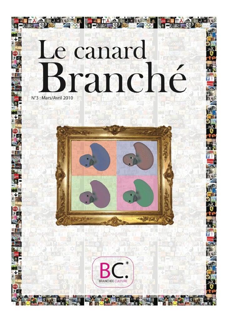 Canard Branché N°3
