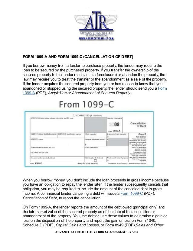 Form 1099a Antaexpocoaching
