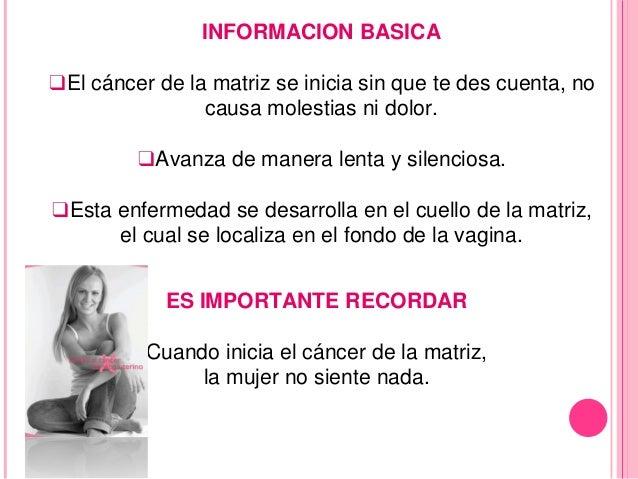 ○Leucorrea (Secreción Blanca) ○*Hemorragia Vaginal intermenstrual ○*Hemorragia Postcoital ○*Metrorragia (Hemorragia vagina...