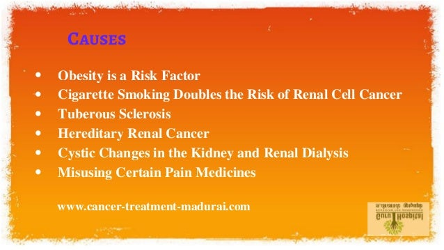 Kidney Cancer Treatment In India
