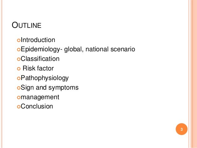 Cancer and dietary management Slide 3