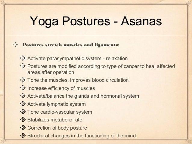 Cancer Yoga Asanas