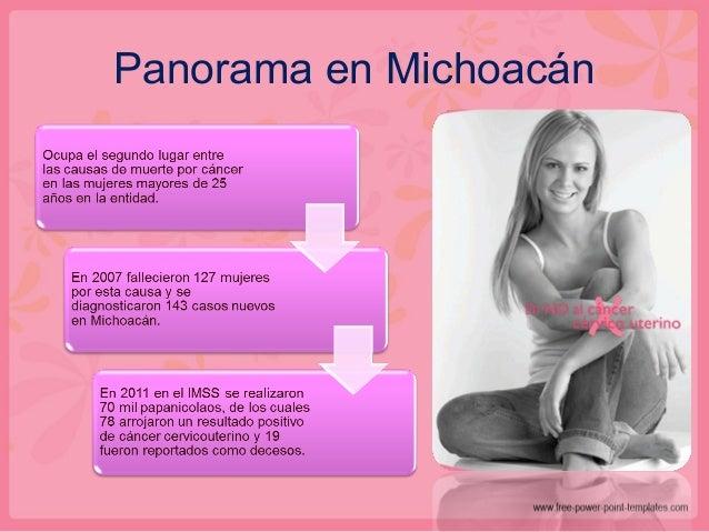 Panorama en Michoacán