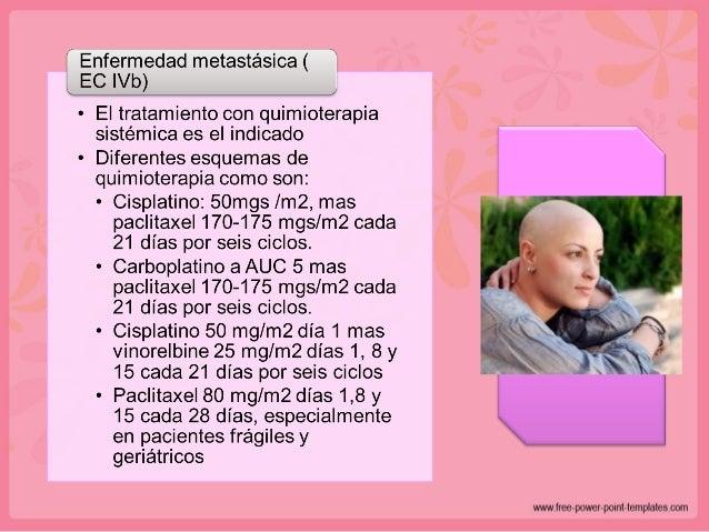 Cancer cervicouterino CACU