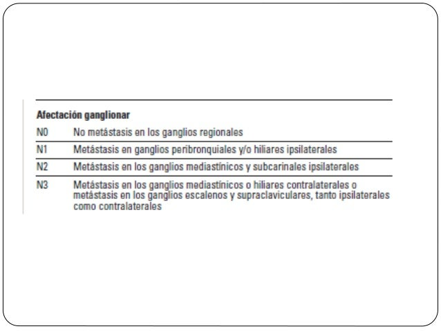 Tratamiento Cirugía  Mejor tratamiento curativo para los pacientes con estadio clínico I y II. Los pacientes deben cumpli...