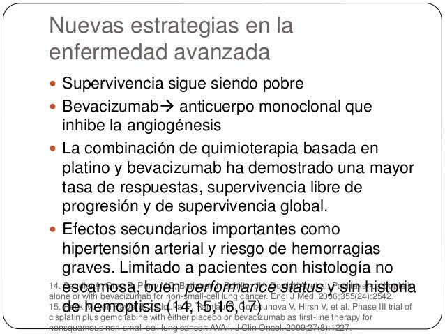 Cancer de pulmon   José Arroyo