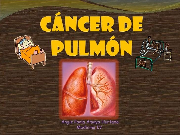 Angie Paola Amaya Hurtado Medicina IV