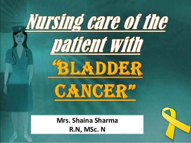 Mrs. Shaina Sharma R.N, MSc. N