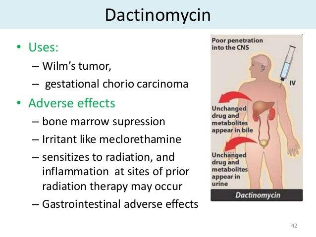 Pathophysiology Chemotherapy Of Cancer