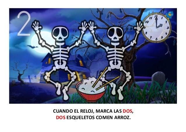 Canción Los Esqueletos