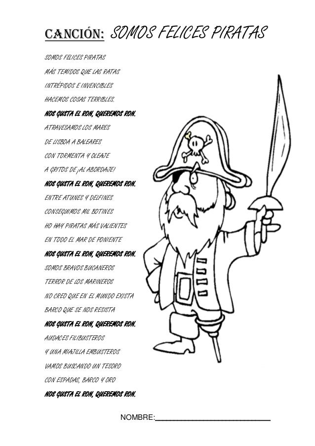 Canci 243 N Pirata