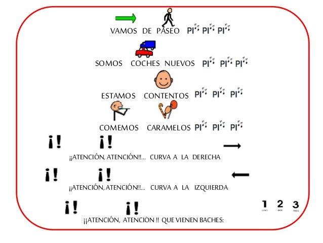 Cancionero de Espinete con pictogramas Slide 2