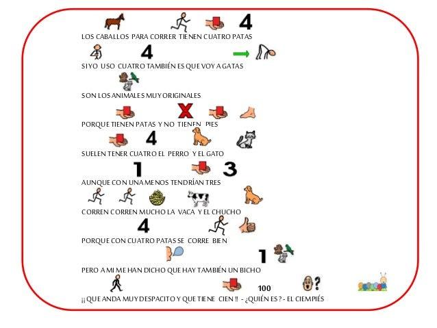 Cancionero de Espinete con pictogramas Slide 3