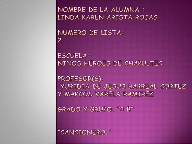 NOMBRE  DEL CANTANTE : MC DAVO   NOMBRE  DE LA CANCION: VIVE LA VIDA..