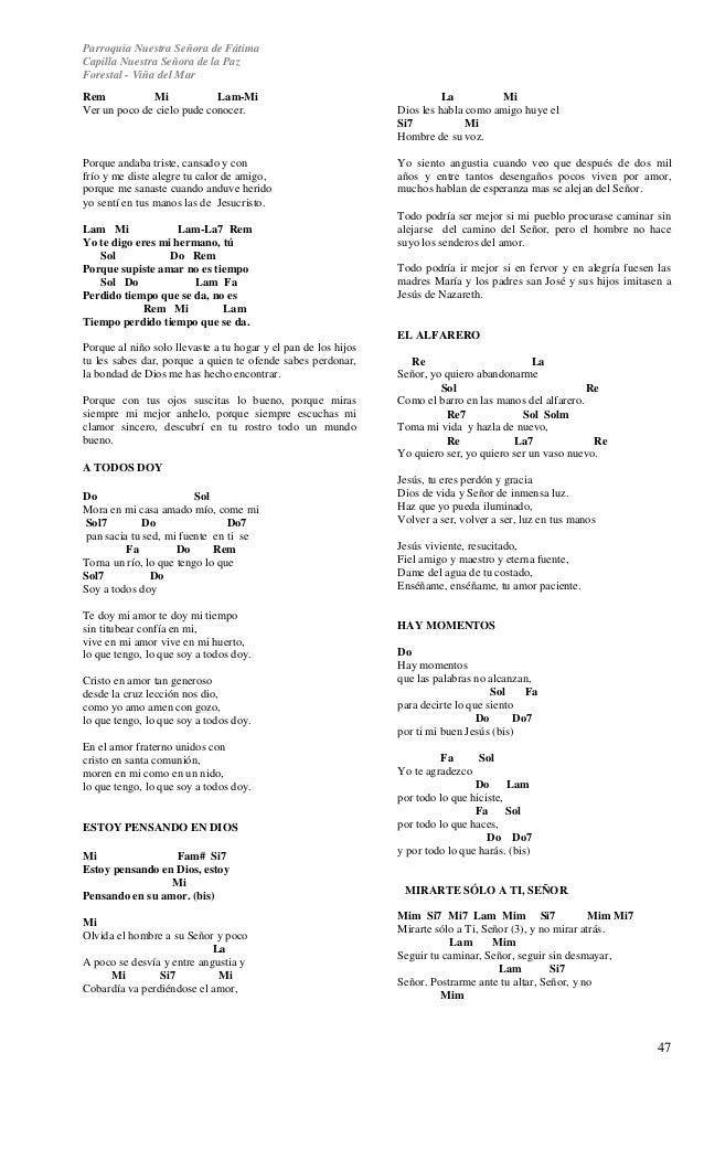 Cancionero misas (1)