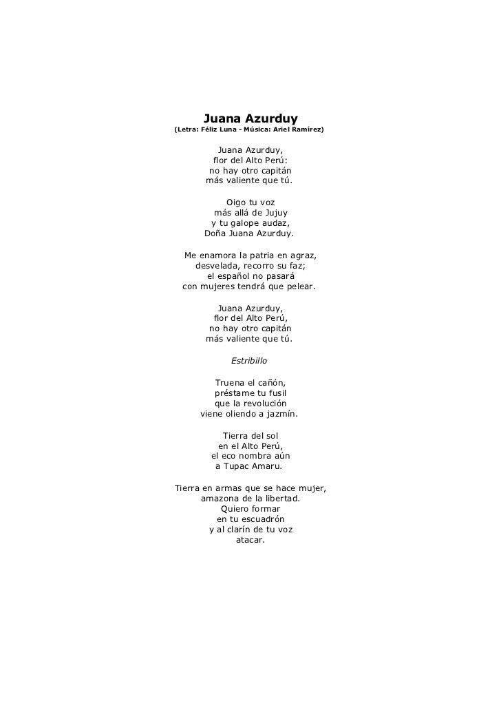Canciones,poesías y cuento
