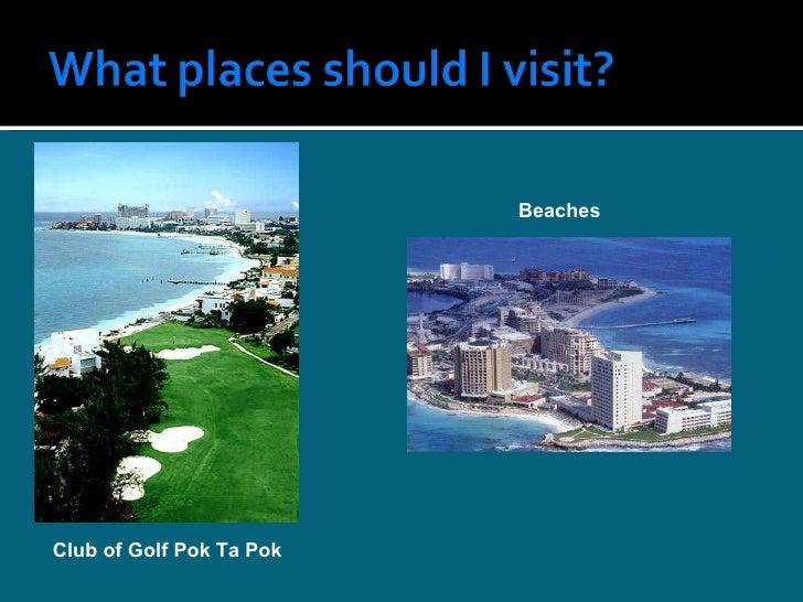 Club of Golf Pok Ta Pok Beaches