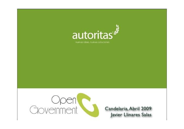 Candelaria, Abril 2009   Javier Llinares Salas
