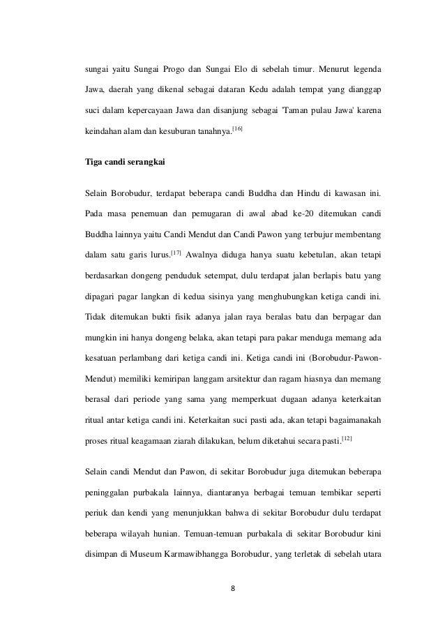 Image Result For Legenda Candi Borobudur Dalam Bahasa Jawa