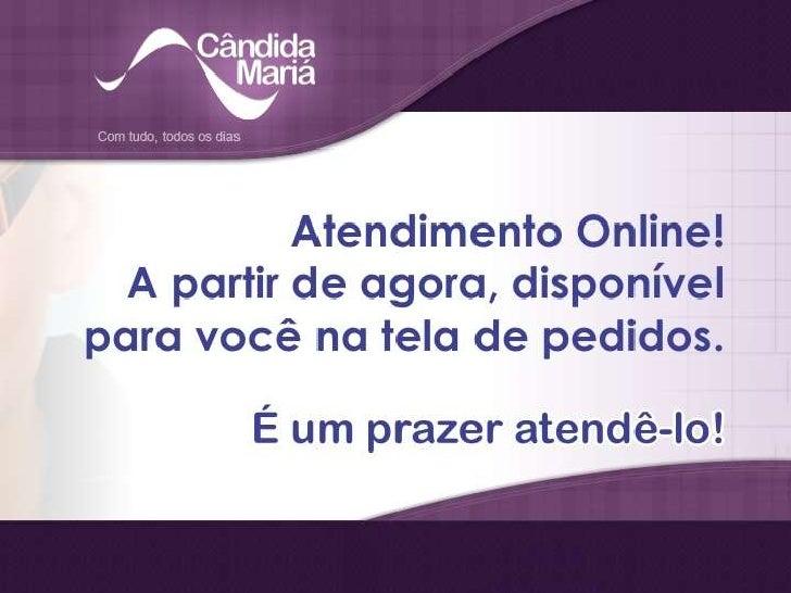 Cândida Mariá - Catálogo Virtual