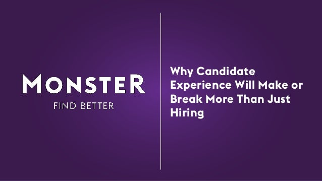 Why Candidate Experience Will Make or Break More Than Just Hiring