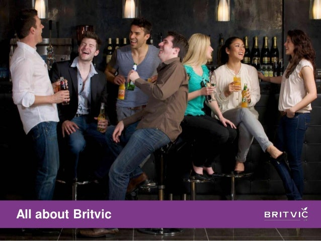 All about Britvic
