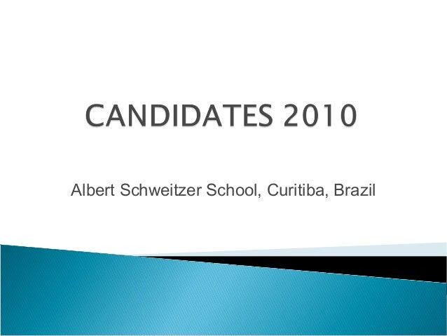 Albert Schweitzer School, Curitiba, Brazil