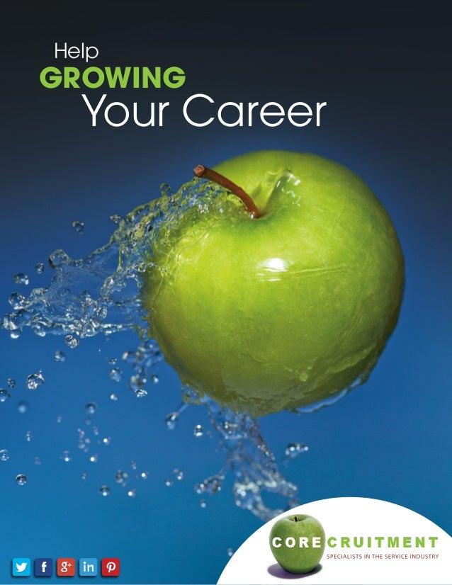 Help GROWing Your Career