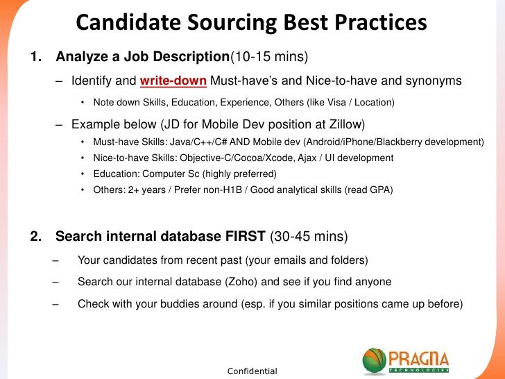 examples of good analytical skills