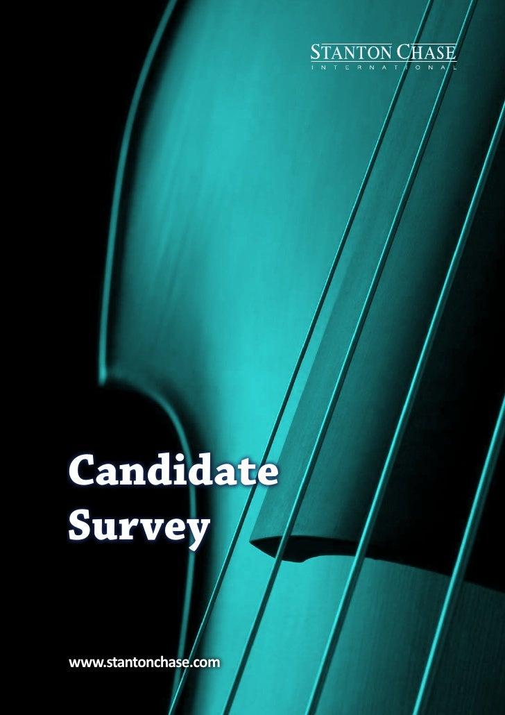 CandidateSurveywww.stantonchase.com