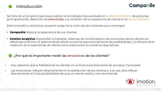 Candidatura Imotion-Campanile - Premios DEC 2018 Slide 2