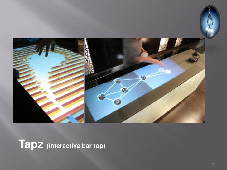 Tapz (interactive Bar Top) 41 ...